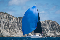 J/111 Spike sailing Heineken St Maarten