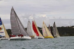 J/111 JBoss sailing off Pointe a Pitre, Guadeloupe in Triskell Cup