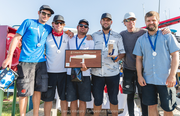 J/70 Morenita- Chilean Nationals winners