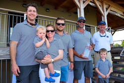 J/70 New York YC One-Design winners- Vineyard Vines