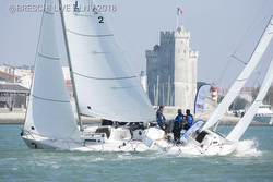 French J/80 Sailing League