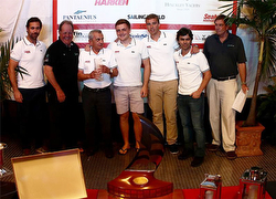 J/70 Marnatura- Corinthians winners at Key West