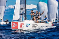 J/70 Sailing Champions team