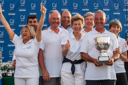 J/112E Jacare wins 151 Miglia Race- Italy