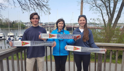 Annapolis YC youth Burgee project
