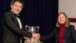Nicole Breault- Yachtsman of the Year- St Francis YC