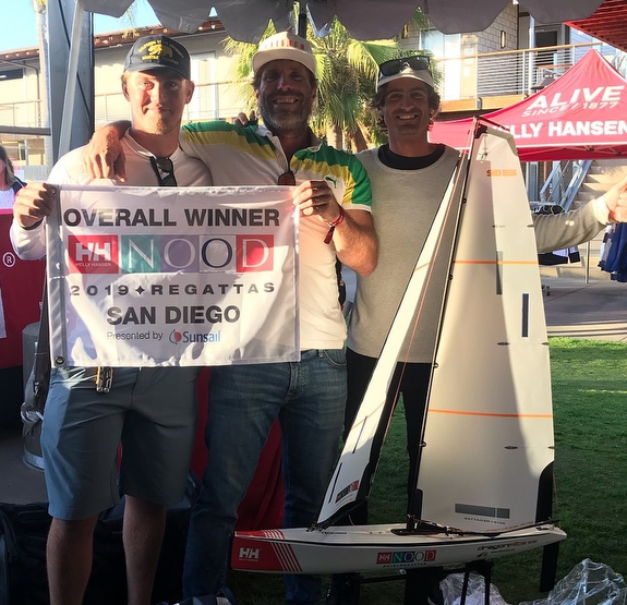 J/70 Rosebud sailing team- winners
