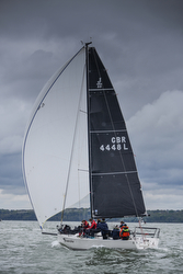 No-Surprises @ Warsash Spring Series Finale