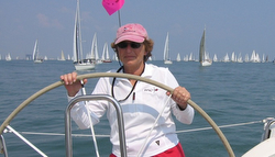 Julie- J/24 sailor