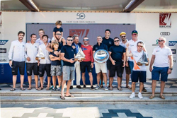 J/70 Sailing Champions League winners
