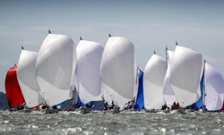 J/80 Worlds- Hamble, England