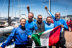 J/70 Europeans winners- Enfant Terrible- Alberto Rossi
