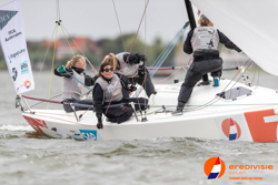 J/70s sailing women Dutch Netherlands league