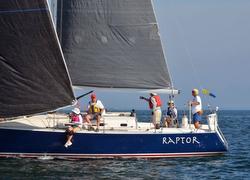 J/109 sailing Edgartown Race Week