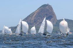Brazil J/24 Championship- Sugarloaf Mountain in Rio de Janeiro, Brazil