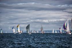 Blakely Rock sailboats