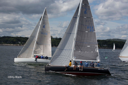 J/100s sailing at Penobscot Bay Rendezvous