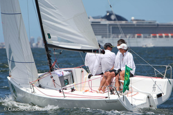 J/70 sailing corinthians