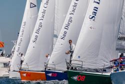J/105 Masters regatta
