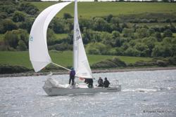 J/24 Ireland- sailing Westerns
