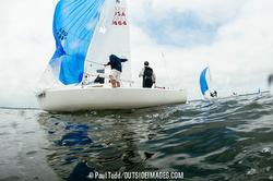 J/22 sailing Annapolis NOOD
