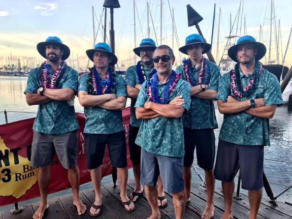 J/125 Hamachi win Transpac