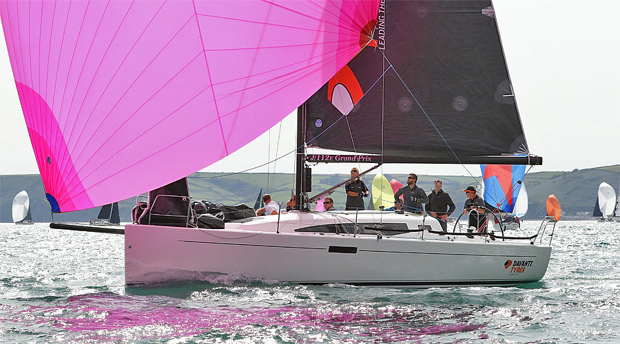 J/112E sport cruiser world champion