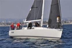 J/97E sailing Solent, England