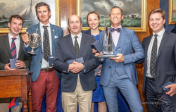 Royal Thames YC win Cumberland Cup on J/80s