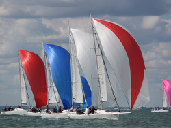 J/80 UK Nationals Return To Lymington!