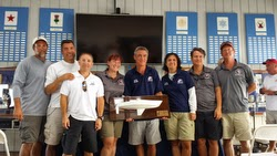 J/30 Blue Meanie team- NA winners