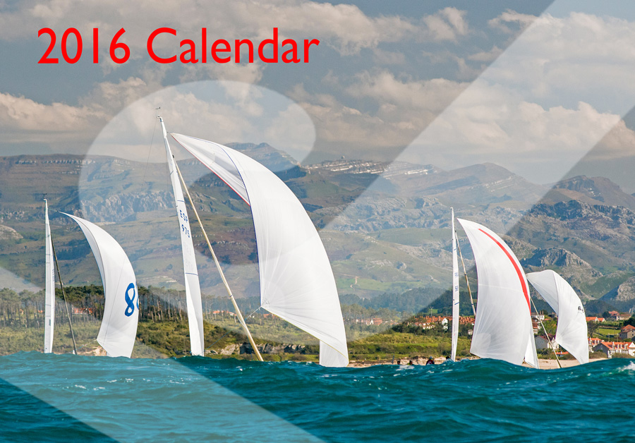 J/Calendar- of sailboats