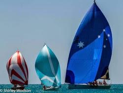 J/70 sailing Airlie Beach race week