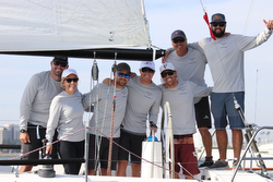 J/105 Lipton Cup winners- San Diego YC