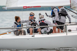 J/80 Helly Hansen youth team