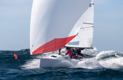 Ullman Sails J/70 regatta