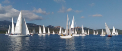 J/24 sailing offshore