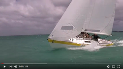 J/22 Cayman Islands sailing regatta