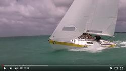 J/22 Cayman Islands sailing regatta