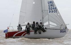 J/24 Uruguay- Pedro Garra for YC Punta del Este