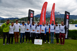 Swiss J/70 sailing league winners