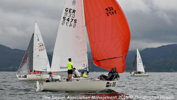 J/24s sailing World Championship