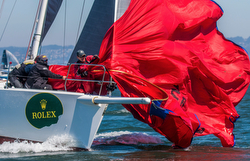 Spinnakers at Rolex