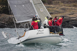 J/92 Zaff wins Pacific Cup