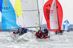 Russians Win Asian J/80 Champs!