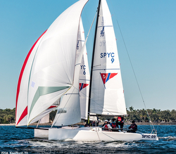 J/70 Youths at St Pete YC