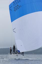 J/120 sailing Halifax