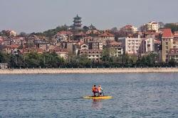 Qingdao sailing center- Tsingtao Beer waterfront
