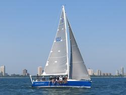 J/109 Callisto- winner- Bayview Mackinac Race
