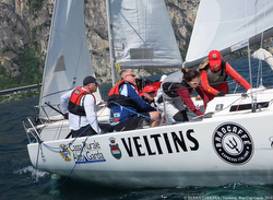 J/80 sailing Yachting Russia Cup